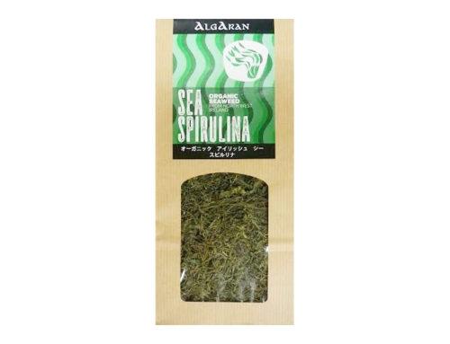 オーガニック アイリッシュ シースピルリナ / Organic Irish Sea Spirulina