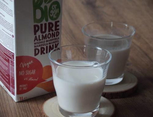 原料は有機アーモンドだけ。アーモンドミルク「THE BRIDGE ALMOND DRINK」