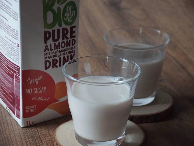 アーモンド ミルク 無 添加