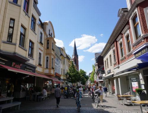 コロナと共に生きる街から ドイツ現地レポート